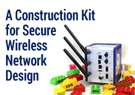 A Construction Kit for Secure Wireless Network Design Webinar