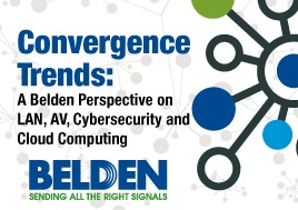 Convergence Trends: A Perspective on LAN, AV, Cybersecurity and Cloud Computing Webinar