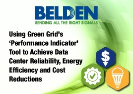 Using Green Grid's 'Performance Indicator' Tool to Achieve Data Center Reliability, Energy Efficiency, and Cost Reductions Webinar