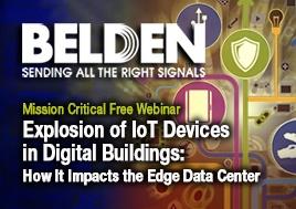 Explosion of IoT Devices in Digital Buildings Webinar
