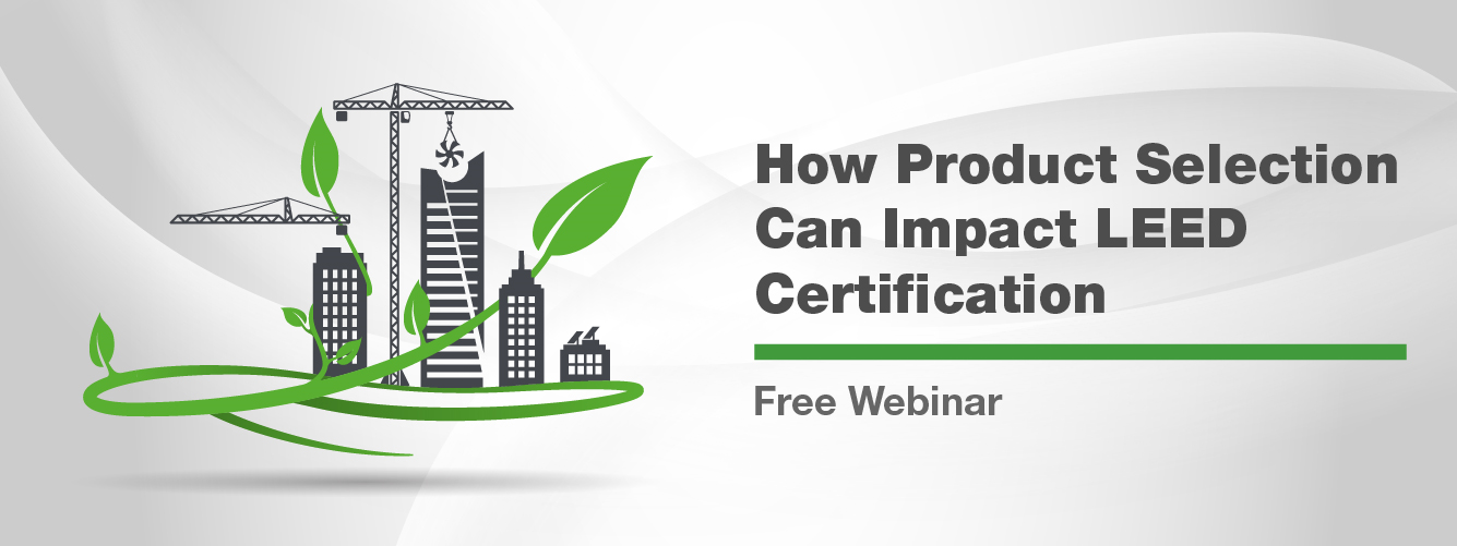 How Product Selection Can Impact Leed Certification Webinar Belden