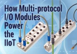 How Multi-protocol I/O Modules Power the IIoT Webinar