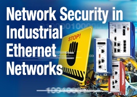 Network Security in Industrial Ethernet Networks