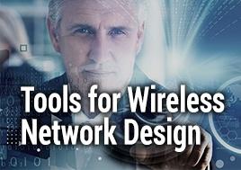 Tools for Wireless Network Design Webinar