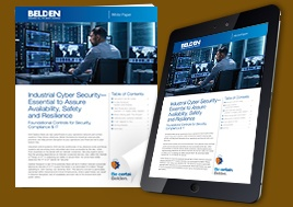industrial Cyber Security is Essential