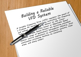 Building A Reliable Vfd System Whitepaper