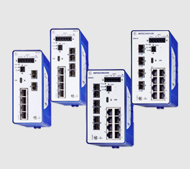 Hirschmann BOBCAT Next-Generation Managed Switches