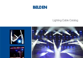 Lighting Cable Catalog