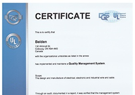 netherlands-iso-9001-2008-metal-and-glass-cable-dekra-certification
