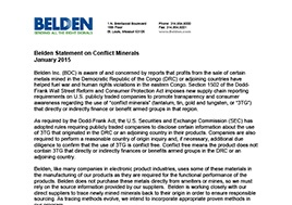 conflict-minerals-policy-statement-january-15-certification