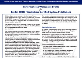 Technical resources fiberexpress certification greentooth Choice Image
