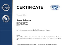 nogales-iso-certification