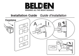 KeyConnect Faceplate Installation Guide