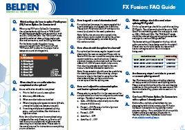 FX Fusion: FAQ Guide