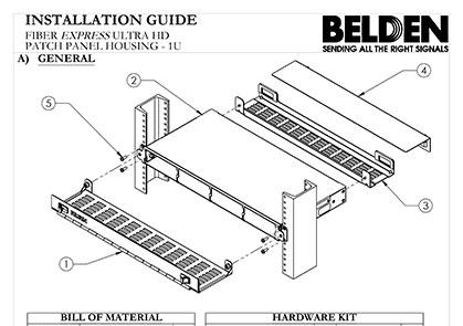 FX UHD 1U Installation Guide