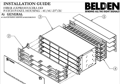 FX UHD 2U / 4U  Installation Guide