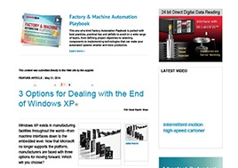 3 Options for Dealing with the End of Windows XP