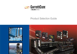 Garrettcom Product Selection Guide