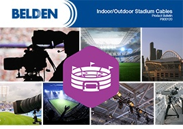 Indoor Outdoor Stadium Cables Product Bulletin