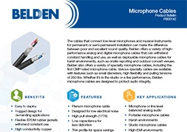 Microphone Cable