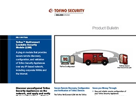 NetConnect Loadable Security Module (LSM) Product Bulletin