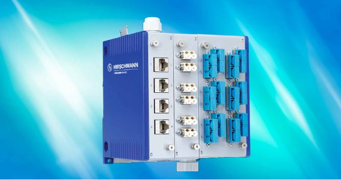 New Modular Industrial Patch Panel  Product Bulletin