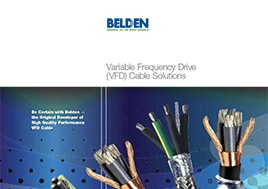 Variable Frequency Drive Cable Solutions Brochure