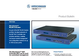 Wlan Controller Product Bulletin