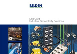 Industrial Connectivity Solutions Line Card