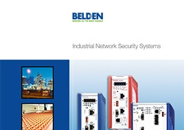 Industrial Network Security Systems Brochure