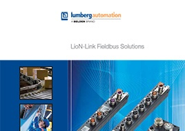 Lion Link Fieldbus Solutions Brochure