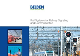 Rail Systems For Railway Signaling And Communication Brochure