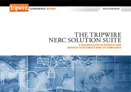 Tripwire Nerc Solution Suite Solution Brief