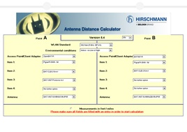 hirschmann-wlan-distance-calculator
