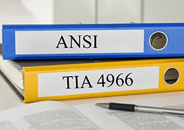 ENT 208: ANSI/ TIA 4966 Educational Standard & Update