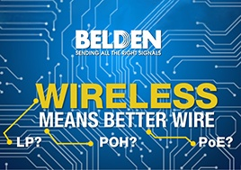 Wireless Means Better Wire