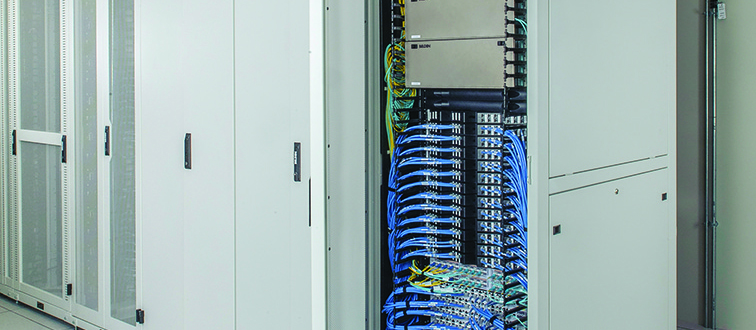 Data Center Switch Cabinet